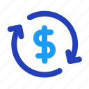 business, dollar, exchange, finance, money