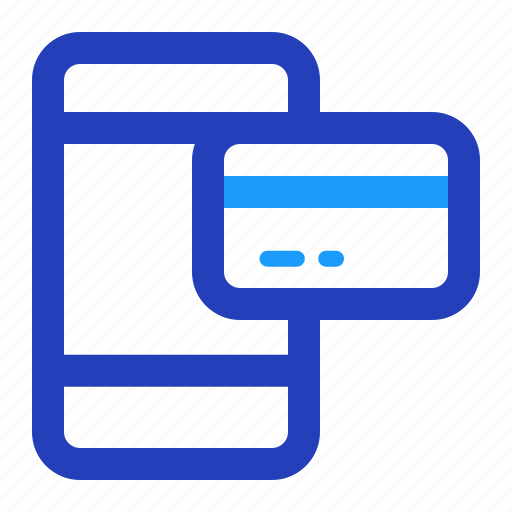 business, finance, mobile, payment, phone icon