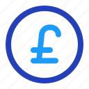coin, currency, finance, money, poundsterling
