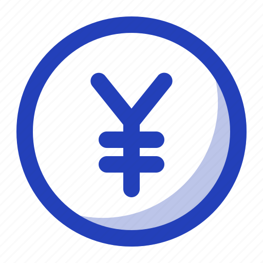 business, coins, currency, finance, money, yen icon