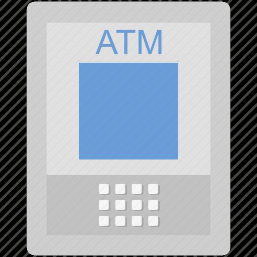 atm, cash, credit, money, payment icon
