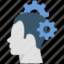 brain, creativity, idea, intelligence, process, thinking