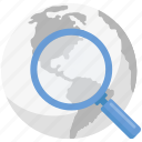 business search, find, global search, magnifier, zoom icon