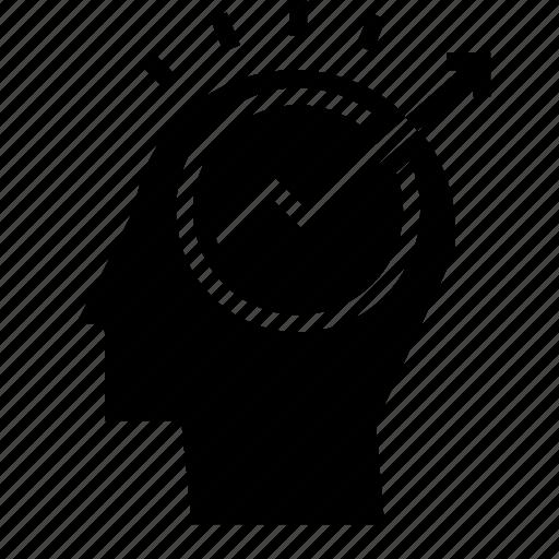 business entrepreneurship finance idea mind strategy icon