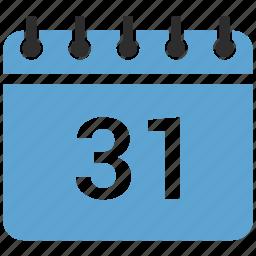 calendar, deadline, planning, schedule icon