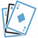 ace, blackjack, card, casino, gamble, gambling icon