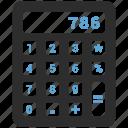 calculate, calculation, calculator, math icon