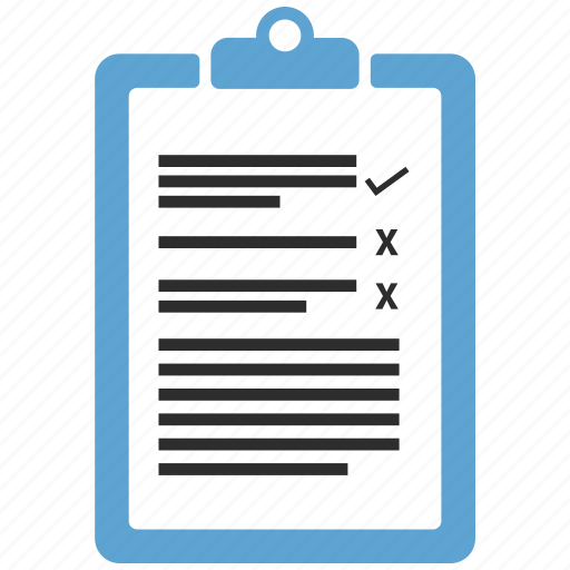 clipboard, note, notepad, office, paper icon