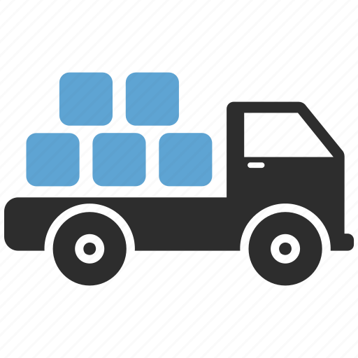 courier, delivery, delivery service, delivery truck icon