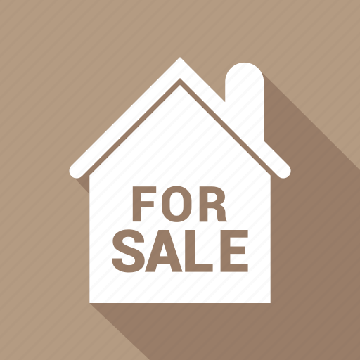 for sale, home, house icon