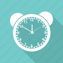 alarm, alarm clock, clock, schedule, time icon