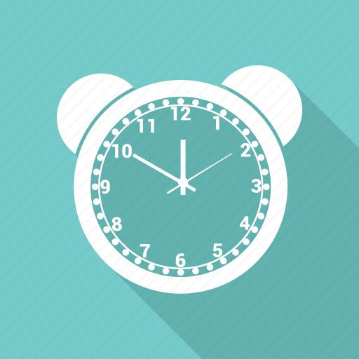alarm, alarm clock, clock, schedule, time icon