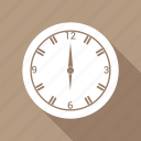 circle, clock, time icon