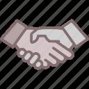 investor, partnership, shareholder, valuation, value of investor icon