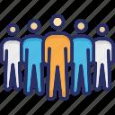 collaboration, group, organization, team, teamwork