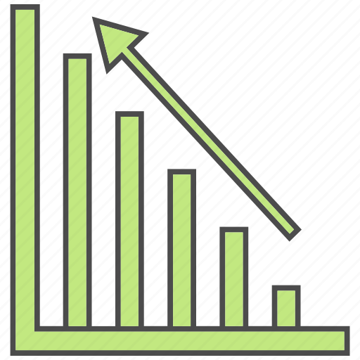 growth, increase, investment, money, profit, revenue icon