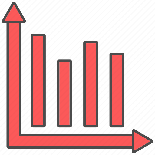 business chart, business status, chart, graph icon