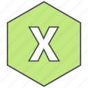 close, cross, x icon