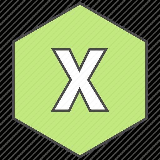 close, cross, x icon