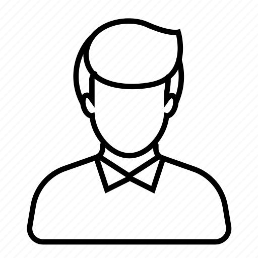 avatar, businessman, employee, job, tie, user, worker icon