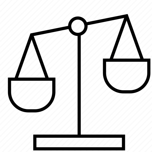 balance, judge, justice, law, laws, legal, scale icon