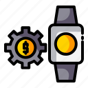 business, is, money, time icon