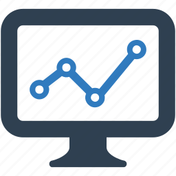 business, chart, diagram, finance, graph, marketing, statistics icon