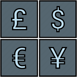 change, currency exchange, exchange, switch icon