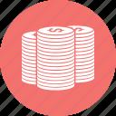 coin, coins, gold, money