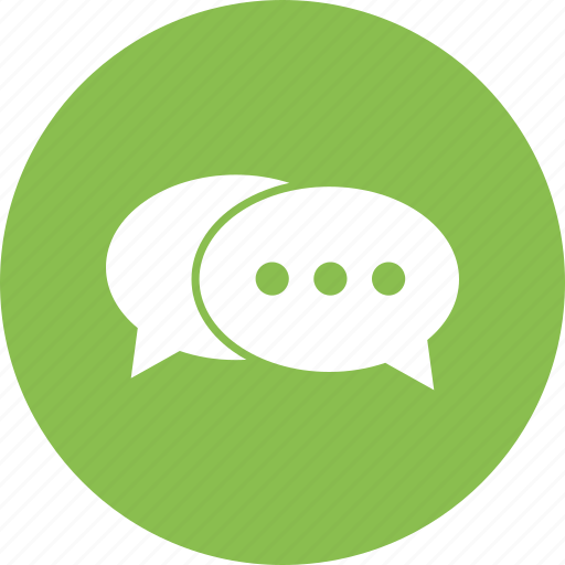 chat, comment, message, speech icon