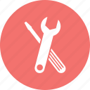 configuration, service, tool, tools icon