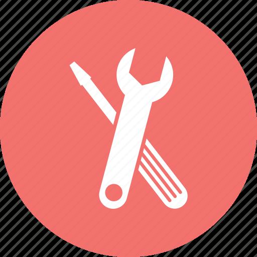 configuration, service, tool, tools icon