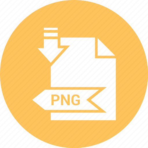 extension, file, name, png file icon