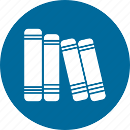 book, books, library, reading icon