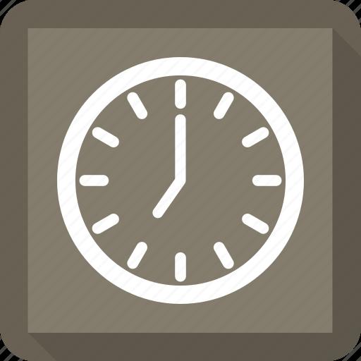 clock, optimization, time, time optimization icon
