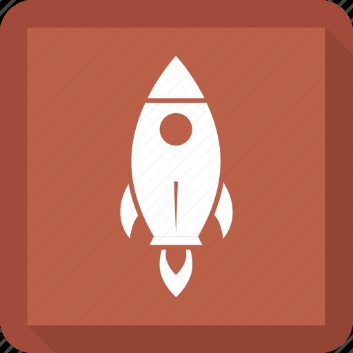launcher, rocket, spaceship, spaceshiplauncher icon