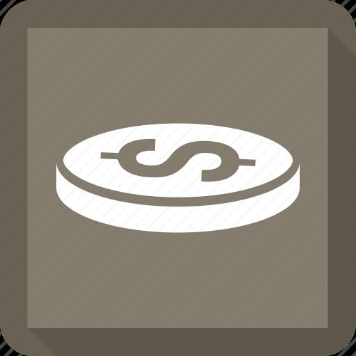 business, coin, dollar, finance, marketing icon