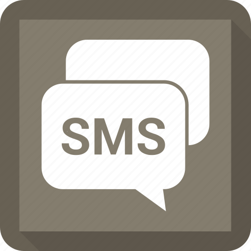 chat, sms icon