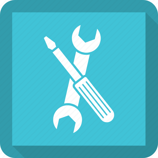 instrument, options, settings, tool icon
