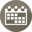 calendar, deadling, event, milestones icon
