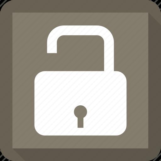 lock, lock open, lock unlock, open, padlock, unlock icon icon