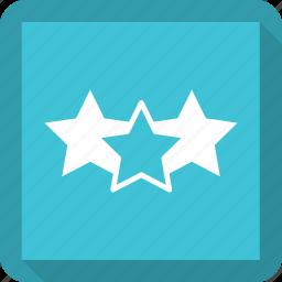 assessment, premium, rating, star icon