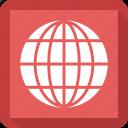 earth, globe, location