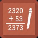 budget, budgeting, finance, math icon