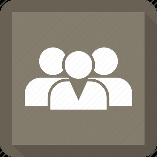 building, group, management, organization icon