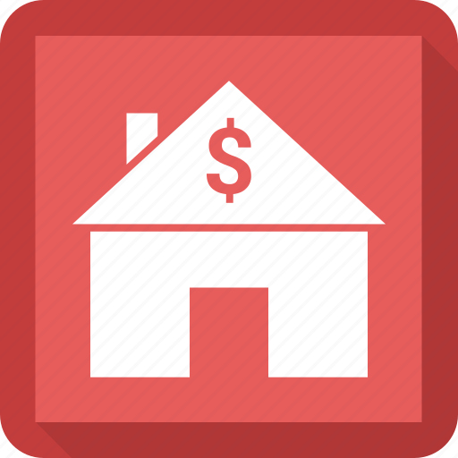 bank, building, capital, house icon