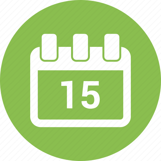 business, calendar, date, office icon