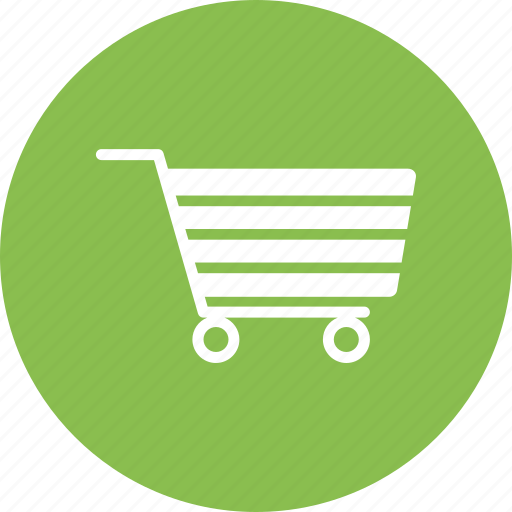 groceries, online shopping, shopping cart icon