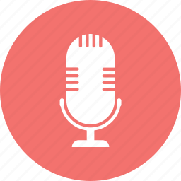 mic, microphone, record, voice icon