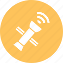 communication, network, satellite icon